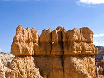 Beautiful landscape in Bryce Canyon with magnificent Stone forma Stock Image