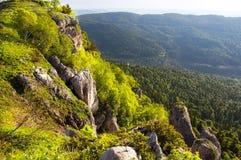 Beautiful landscape - Caucasian mountains Stock Images