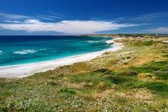 Beautiful landscape of the coast of Sardinia Royalty Free Stock Photography