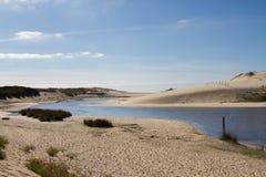 Beautiful landscape of desert hills Royalty Free Stock Image