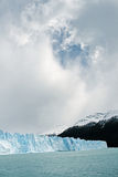 Beautiful landscape from El Calafate Stock Image
