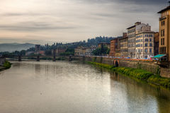 Beautiful landscape of Florence Royalty Free Stock Photos