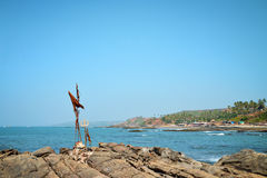Beautiful landscape of Goa Stock Image