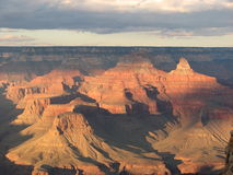Beautiful Landscape of Grand Canyon Royalty Free Stock Images