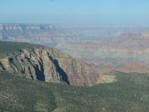 Beautiful Landscape of Grand Canyon Royalty Free Stock Image