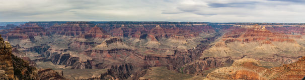 Beautiful Landscape of Grand Canyon Stock Images