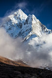 Beautiful landscape of Himalayas mountains Stock Images