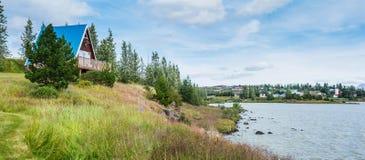 Beautiful landscape, Iceland. Stock Photo