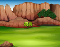 A beautiful landscape Royalty Free Stock Image