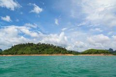 Beautiful landscape of Khao sok national park at suratthani Stock Images