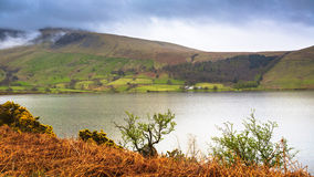 Beautiful landscape of Lake District Stock Images