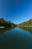 Beautiful landscape at lake Stock Image