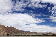 Beautiful Landscape, Leh-Ladakah Royalty Free Stock Photography