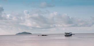 Landscape in lemukutan island royalty free stock image