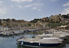 Beautiful landscape in Majorca. Stock Images