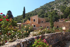 Beautiful landscape in Majorca. Royalty Free Stock Images