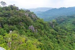 Beautiful landscape at Masungi Georeserve, Rizal. Philippines stock image