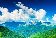 Beautiful landscape, mountains Stock Photography