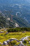 Beautiful landscape of mountains on summertime in Austria, Europe Stock Photos