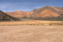 Beautiful Andean Lanscape Stock Images