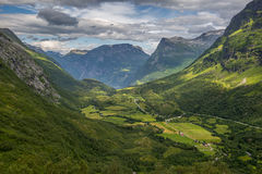 Beautiful landscape of Norway, Scandinavia, Stock Photos