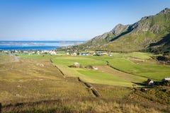 Beautiful landscape of Norway, Scandinavia Stock Photo