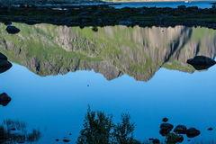 Beautiful landscape of Norway, Scandinavia Stock Photography