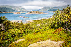 Beautiful landscape of Norway, Scandinavia Stock Photo