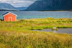 Beautiful landscape of Norway, Scandinavia Royalty Free Stock Image