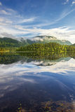 Beautiful landscape of Norway,    Scandinavia. Stock Photography