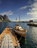 Beautiful landscape of Norway, Scandinavia Stock Images