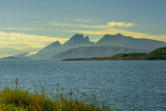 Beautiful landscape of Norway, Scandinavia Stock Image