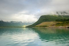Beautiful landscape of Norway, Scandinavia, Stock Image