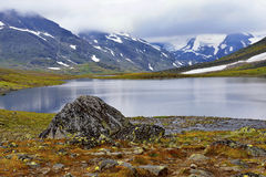 Beautiful landscape of Norway, Scandinavia, Europe Stock Photography