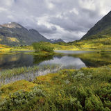 Beautiful landscape of Norway, Scandinavia, Europe Royalty Free Stock Image