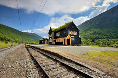 Beautiful landscape of Norway, Scandinavia, Royalty Free Stock Images