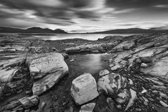 Beautiful landscape of Norway, Scandinavia, nature Royalty Free Stock Photo