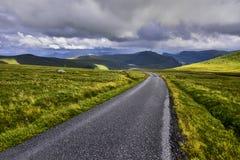 Beautiful landscape of Norway, Scandinavia, nature Stock Photos