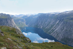 Beautiful landscape of Norway. Stock Photography