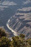 Beautiful Landscape Of Grand Canyon And Colorado River