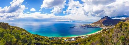 Beautiful landscape panorama Stock Image