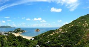 Beautiful landscape of panoramic Stock Photo