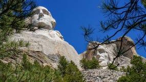 Mount Rushmore Monument stock photos