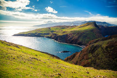 Beautiful landscape at Ponta do Sao Lourenco Royalty Free Stock Photos