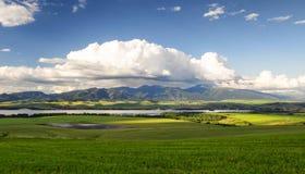 Beautiful landscape. Region Liptov in Slovakia Stock Photography