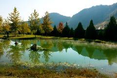 Beautiful landscape - Rupite Royalty Free Stock Photography