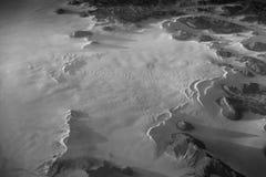 Beautiful landscape of Sahara desert Stock Photo
