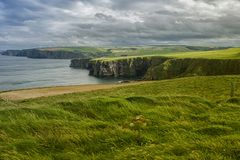 Scotland. Beautiful landscape in Scotland , United Kingdom Stock Photo