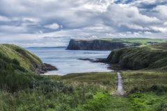 Scotland. Beautiful landscape in Scotland , United Kingdom Royalty Free Stock Photography