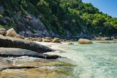 Beautiful landscape, Similan Island, Thailand Royalty Free Stock Photo